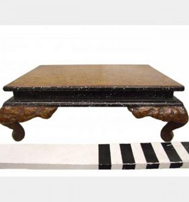 Lacquered Low Table 170X450X330Mm