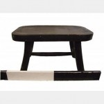 Rustic Stool 300X510X300Mm