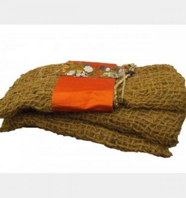 Open Weave Rope Sacks X6