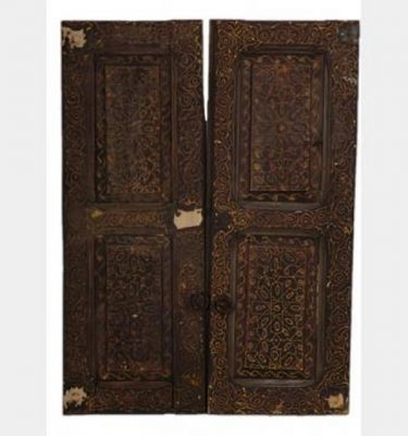Asian Style Panels X2 Sets 740X530Mm