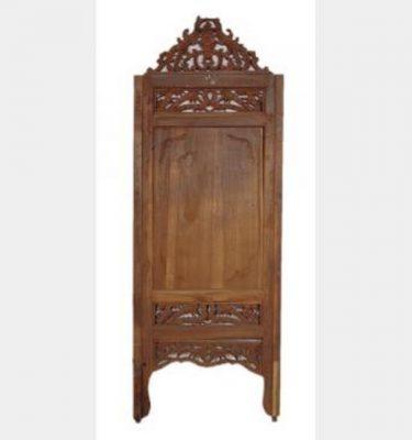 Thai Wooden Panel