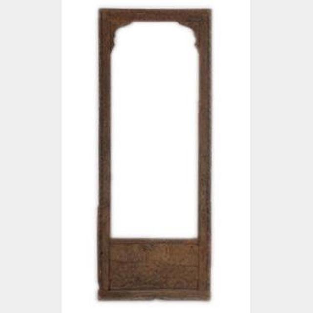 Wooden Window Panels 1230X510Mm