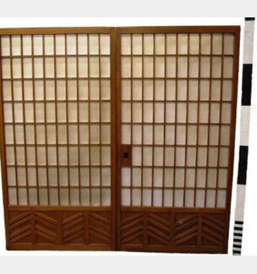 Sliding Doors 1 Pair 1800X920Mm