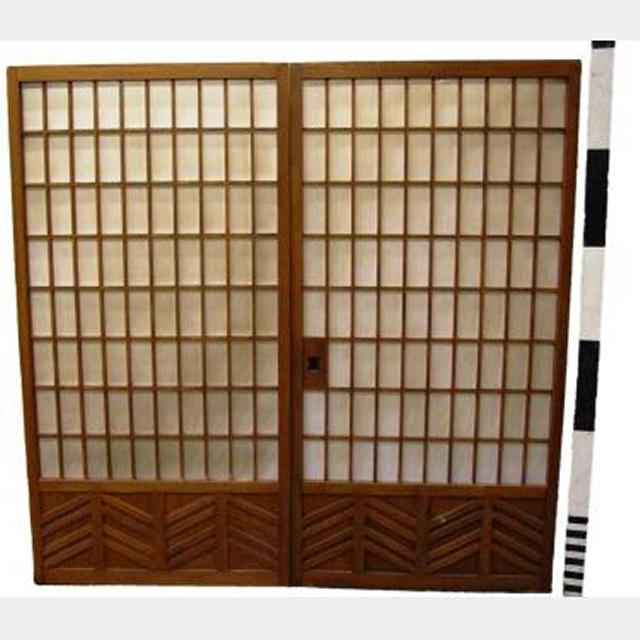 Sliding Doors 1 Pair 1800X920Mm