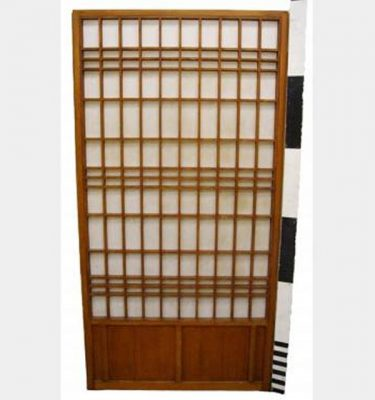 Stained Wooden Sliding  Doors Can Go On Tracks X18 1800X920Mm Wo Handle