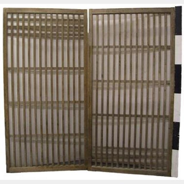 Open Screen Doors 1 Pair 1820X910 Each