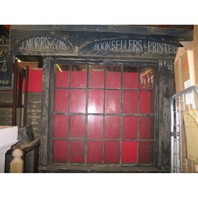 Period Booksellers Shop Front