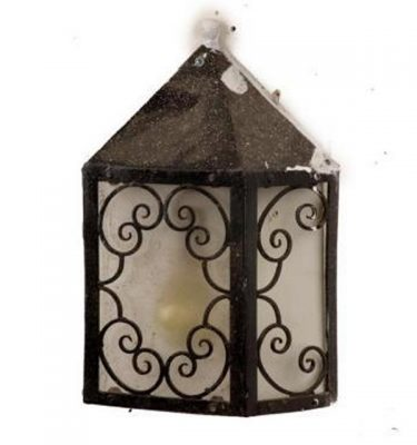 Wall Mounted Lamp Cover X3 350X240X100
