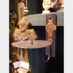 Crucifix Candle Holder X6 380X130X80