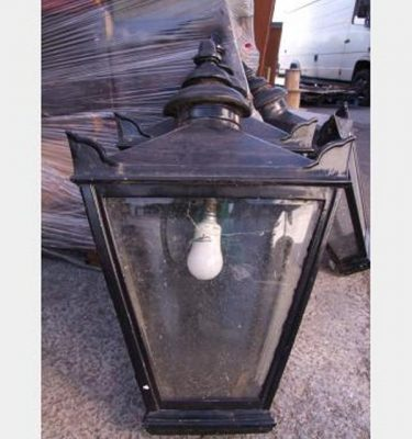 Windsor Head Wall Lantern X3   750X410Mm