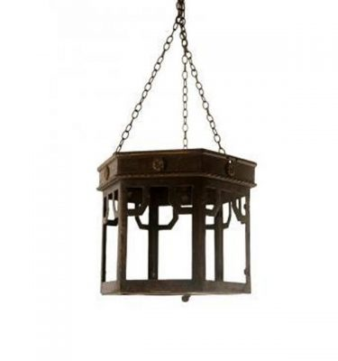 Deco Hanging Ceiling Lamp      250X280X280 Chain X 361