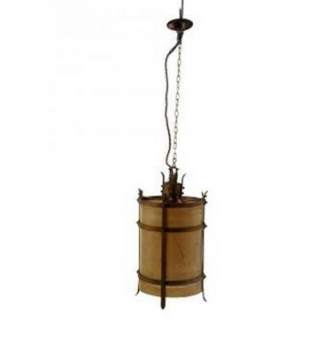 Edwardian Hanging Lamp        400X210D 800 With Chain
