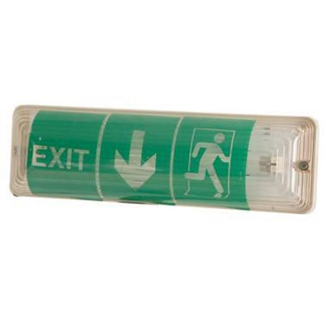 Emergency Exit Sign 110X385X85