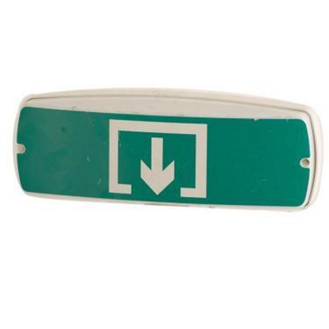 Emergency Exit Sign 140X400X100