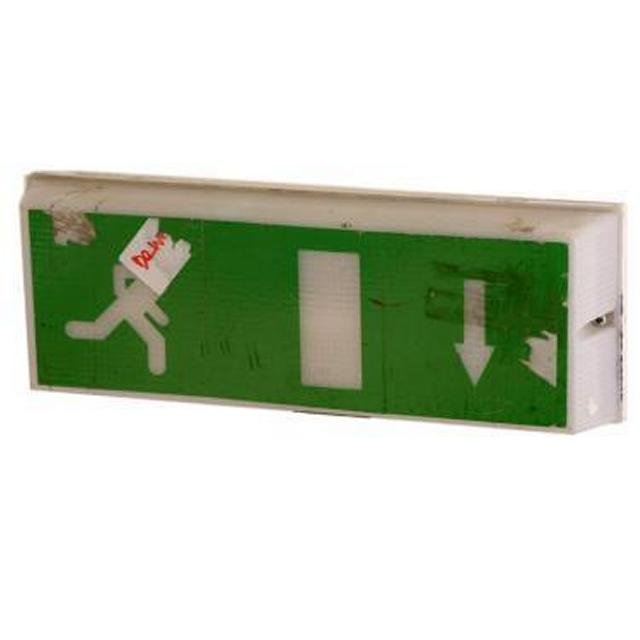 Emrgency Exit Sign