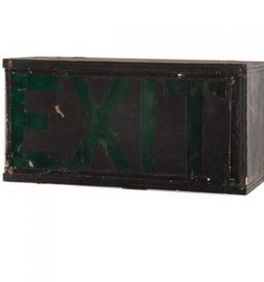Exit Lightbox 250X180X490