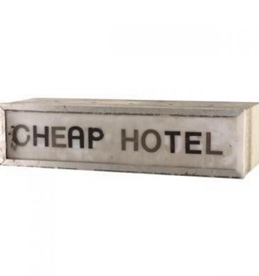 Cheap Hotel Lightbox 160X620X215