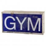 Gym Lightbox