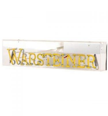 Neon Warsteiner Light 160X650X80