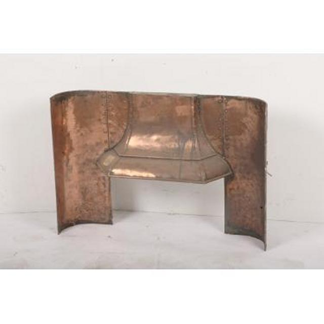 Copper Fire Surround 530X180