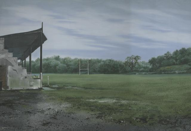 Backdrop 018 Rural Park Rugby Ground 20'X12'