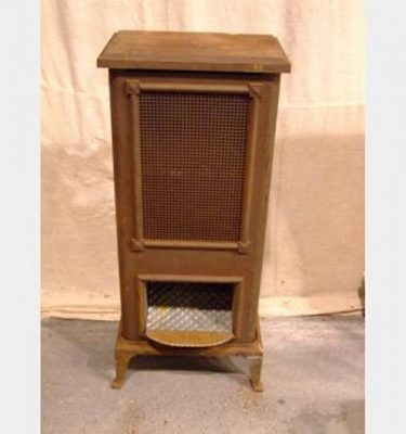 Heater Floor Standing 1920'S