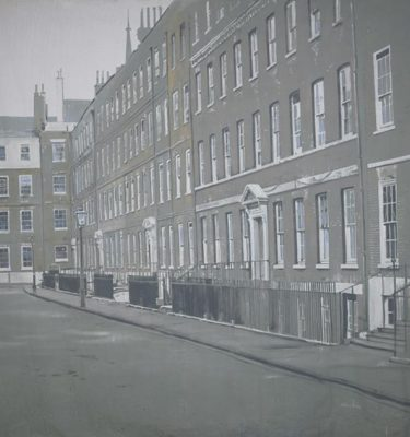 Backdrop 022 City Edwardian Terrace 13'X12'