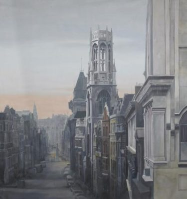 Backdrop 026 Fleet Street 17'X12'