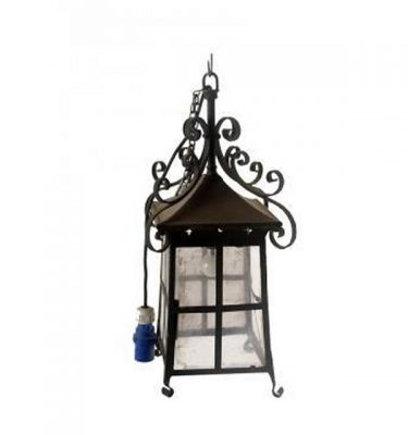 Carriage Lamp Fancy 600X370X370