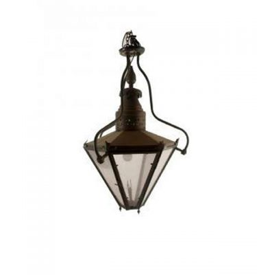 Pub Hanging Ext Lamp            1070X670X671