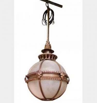 Hanging Globe X2  1200X450Mm