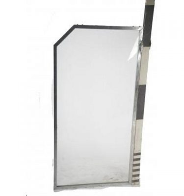 Shower Screen X2 1380X690