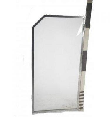 Shower Screen X2 1380X690