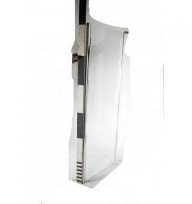 Shower Screen X2 1860X690