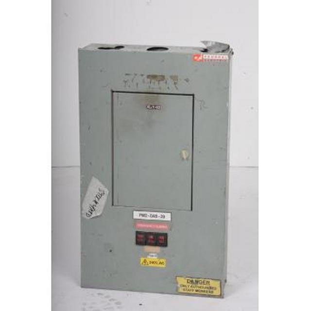Fuse Box 580X345X105