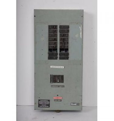 Fuse Box 670X320X105
