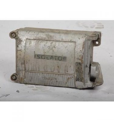 Isolator Switch 160X280X120