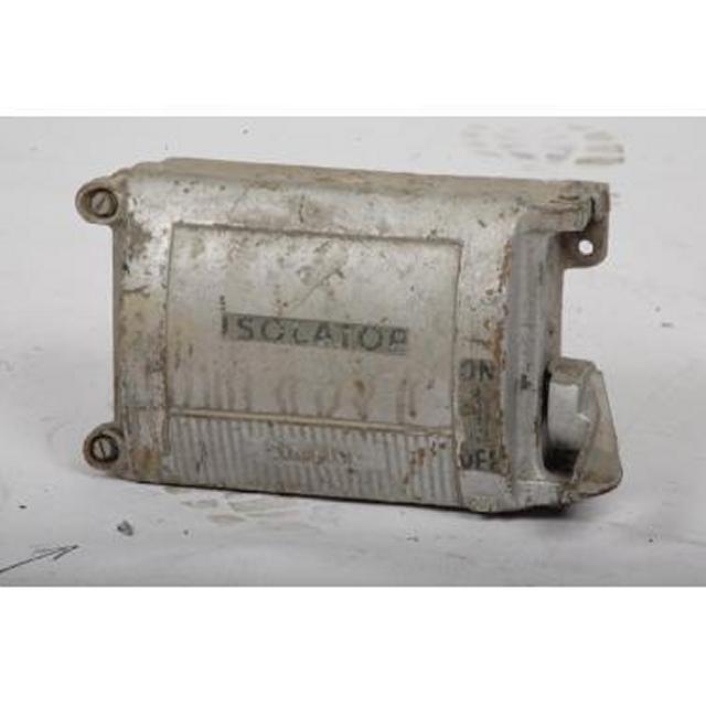 Isolator Switch 160X280X120