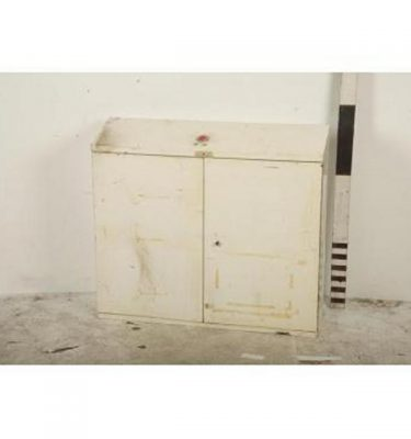 Electrics Cupboard 855X970X255