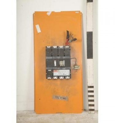 Mounted Fuse Box 1150X550X120