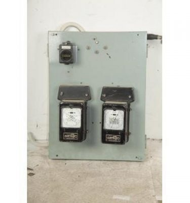 Mounted Electricity Meter 750X570X240