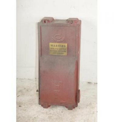 Moulded Electrics Box 550X240X160