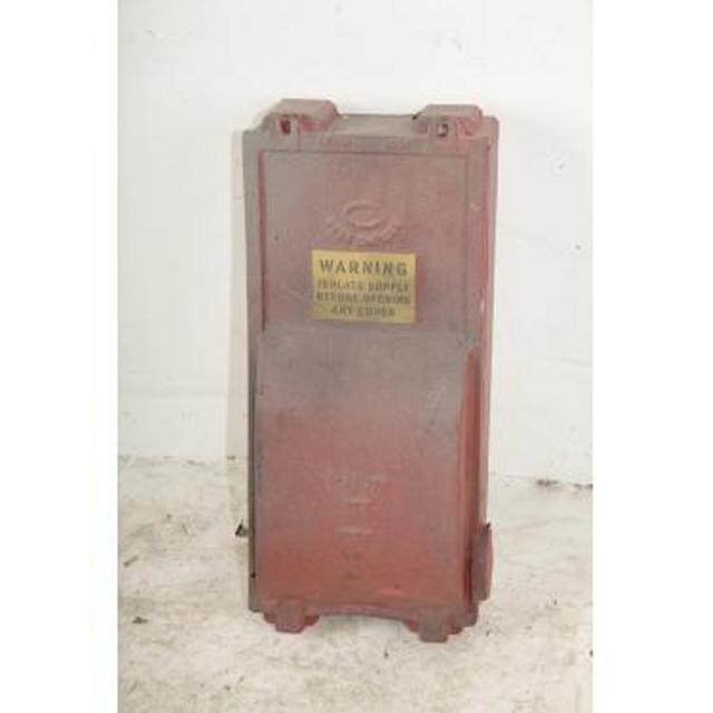 Moulded Electrics Box 550X240X160