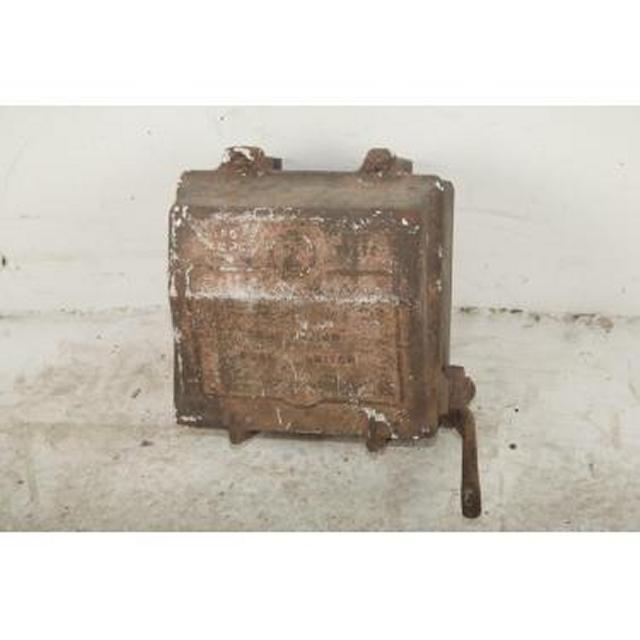 Moulded Electrics Box 340X330X240