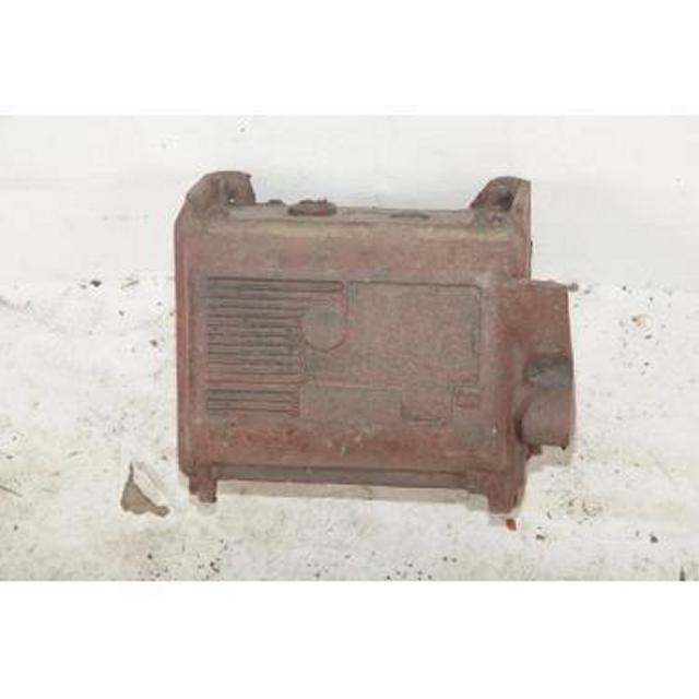 Moulded Electrics Box 160X190X100