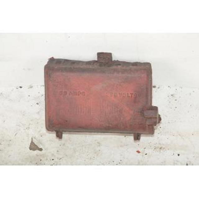 Moulded Electrics Box 140X210X80