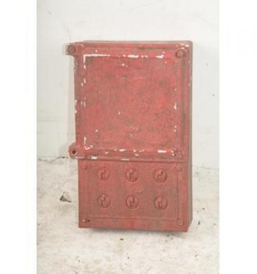 Moulded Electrics Box 350X210X80