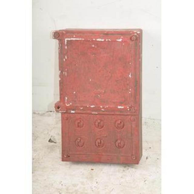 Moulded Electrics Box 350X210X80
