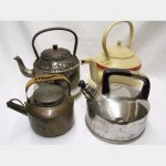 Kettles Assorted