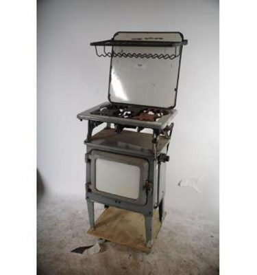Gas Cooker 1930'S 1450X600